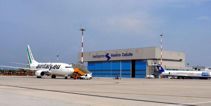 """Aeroporto Catullo, Montagnoli (Lega) – """"Dalla Regione un sì compatto al potenziamento dei collegamenti col territorio, dallo Stato ancora il nulla""""."""