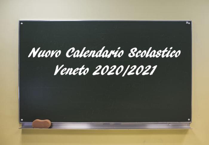 Scuola: il calendario regionale per il prossimo anno